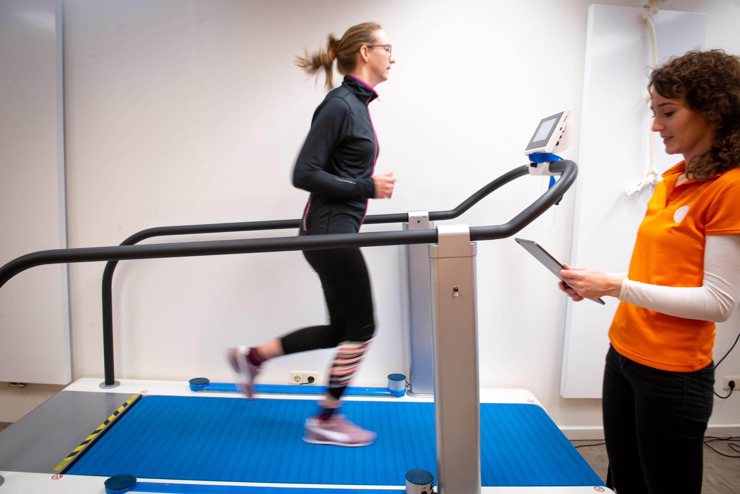 Podotherapie voor sporters