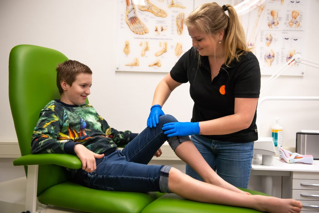 Verschil podoloog en podotherapeut